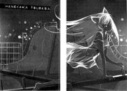 Bakemonogatari 2 pagina 163-162