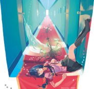 Nekomonogatari: Shiro (novela)
