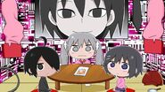 Owarimonogatari Episode 9 Endcard