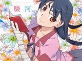 Anime Monogatari Series Heroine Book 6: Suruga