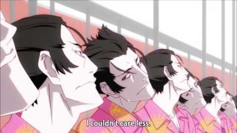 Monogatari Series Second Season OP 5.1 - Fast Love -Senjougahara Only Ver