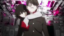 Ougi wraps around Koyomi.jpg