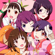 Bakemonogatari - OST - Large Cover
