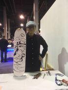 Vofan skateboard