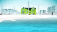 Araragi house blue