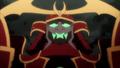 Seishirou in armor