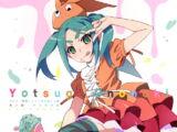 Anime Monogatari Series Heroine Book 8: Yotsugi