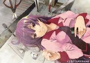 Bakemonogatari Episode 2 Endcard
