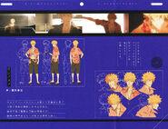 Oshino kizu designs