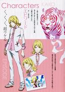 Episode designs