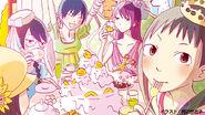 Bakemonogatari Episode 6 Endcard
