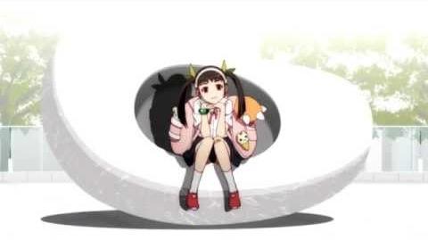 Monogatari_Series_S2_OP_2-_Happy_Bite_-_Emiri_Kato