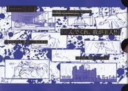 Kizumonogatari Nekketsu hen booklet 30
