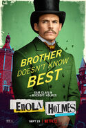 Enola Holmes - Brother Doesn't Know Best