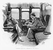 Holmes Watson Sidney Paget