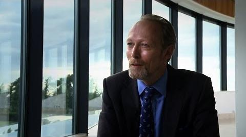 The cast discuss Charles Augustus Magnussen - Sherlock- Series 3 Episode 3 - BBC One