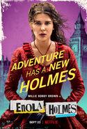 Enola Holmes - Adventure Has a New Holmes