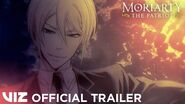 Official Manga Trailer 1 Moriarty the Patriot, Vol