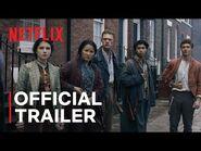 The Irregulars - Official Trailer - Netflix