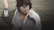 Baki poisoned e e
