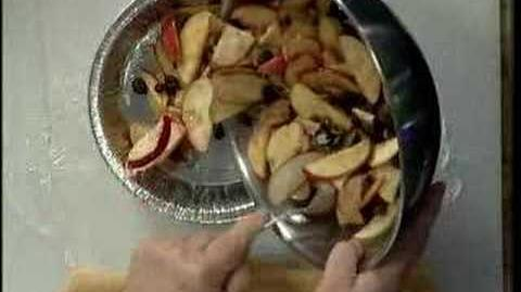 Cooking with Virginia Farm Bureau - Chef Maxwell's Apple Pie