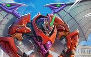 BAA Dragonoid x Tretorous Pyrus Darkus Details