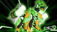 Bakugan Armored Alliance Ventus bakugear