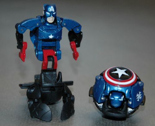 Captain America (Bucky Barnes)