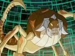 Clawsaurus in bakuganform