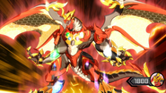 Dragonoid Infinity reach Ultimate Infinity