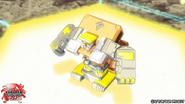 Titan King's Geogan form
