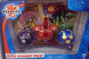 Bakugan Deka Assault Pack