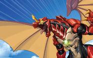 BAA Dragonoid Ultra Pyrus Details