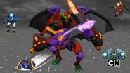 5 Faction Fusion Bakugan unlock their Baku-Gear