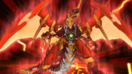 Pyrus Hyper Dragonoid becomes Titan Dragonoid