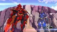 Cyndeous and Fade Ninja on Kino's home island