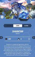 Sharktar's info