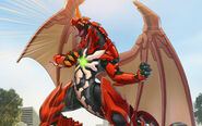 Pyrus Dragonoid Ultra BakuLog