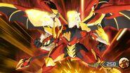 Dragonoid X Aurelus's Baku-Gear
