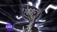 Fangzor as Darkus Faction