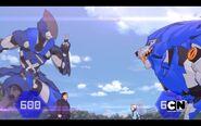Hydorous vs. Fade Ninja