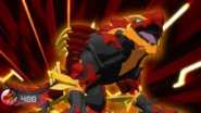 Gillator (Lizard-like Bakugan)
