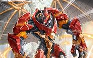 BAA Dragonoid x Tretorous Pyrus Aurelus Details