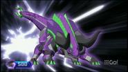 Bakugan Geogan Rising Darkus Oxidox