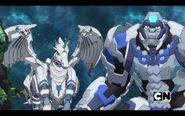 Pegatrix and Gorthion (Dream world)