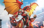 BGR Dragonoid Core Pyrus Details