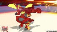 Dragonoid X Aurelus (ball form) (anime)