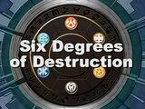 Six Degrees of Destruction