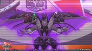 Sabrus in Bakugan Battle Arena