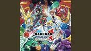 "TV Animation Bakugan Battle Brawlers New Vestroia Opening Theme ""Cho! Saikyo! Warriors"""